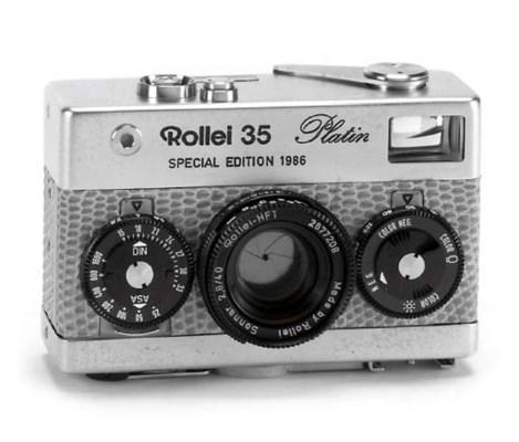 Rollei 35 Platin no. 099/444