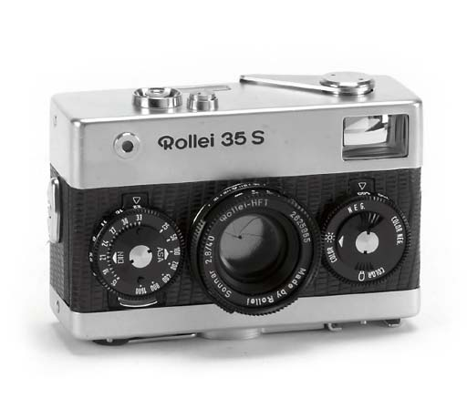 Rollei 35S un-numbered