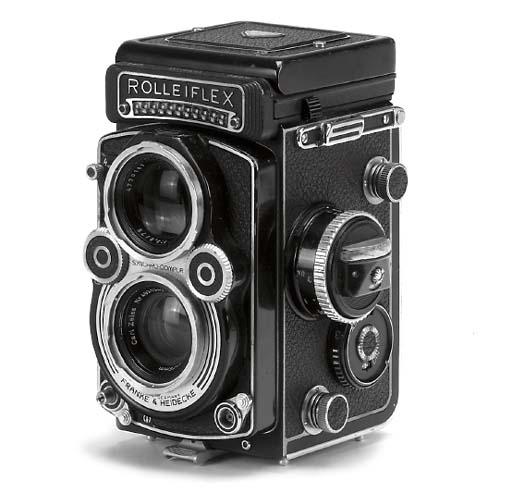 Rolleiflex 3.5F no. 2834709