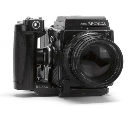 Bronica SQ-A no. 1238075