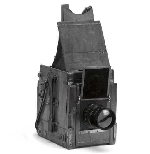 Tropical Reflex Camera