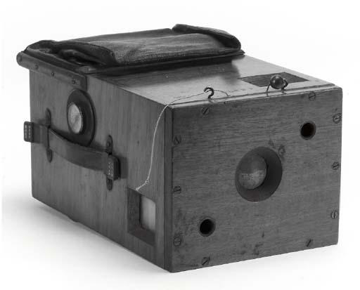 Detective hand camera no. 1637