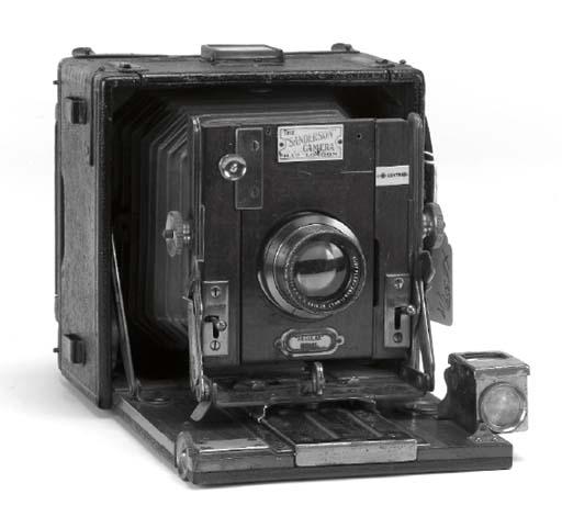 Sanderson hand camera no. 1454