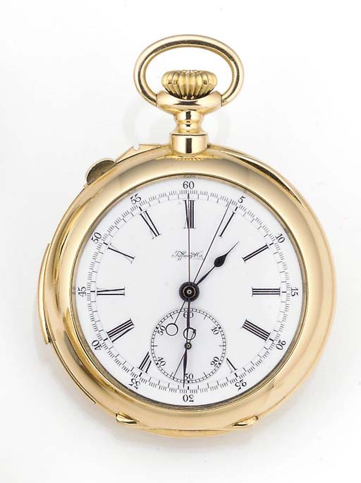 TIFFANY & CO., AN 18ct. GOLD M