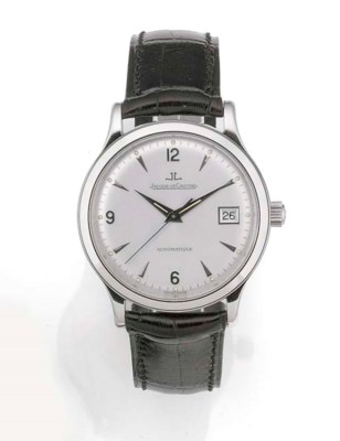JAEGER-LECOULTRE, A STAINLESS