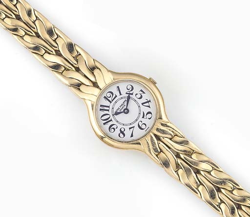 PATEK PHILIPPE, A LADY'S 18ct.