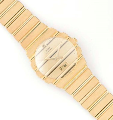 PIAGET, AN 18ct. GOLD DAY-DATE