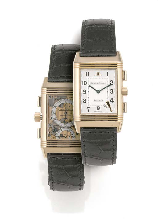 JAEGER-LECOULTRE, AN 18ct. PIN