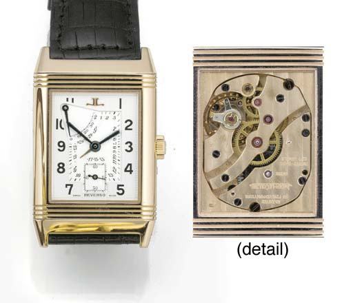 JAEGER-LECOULTRE, A LIMITED ED