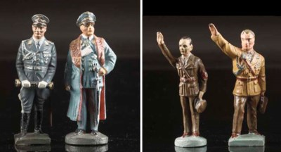 Göring and Goebbels Personalit