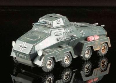 Tipp Armoured Car