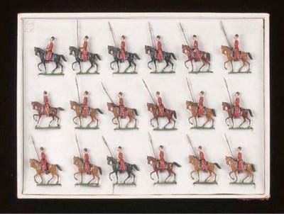 A Heyde set 73 Russian Cossack