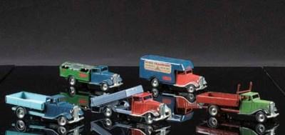 Minic Lorries