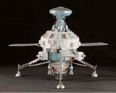 Space 1999: a model of Voyager
