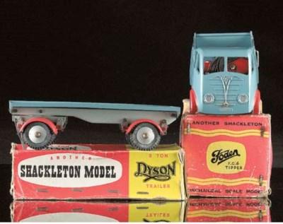 Shackleton Models