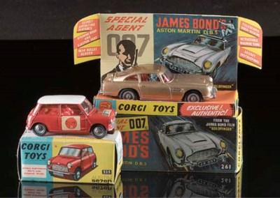 Corgi Cars, 1960s