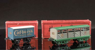 Hornby Series Rolling stock an