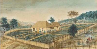 Major Richard Baker (1810-1854