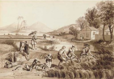 English School, circa 1835
