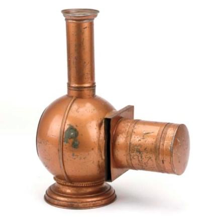 Perfectionnée lampascope