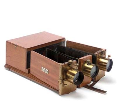 Lantern Kromskop projector