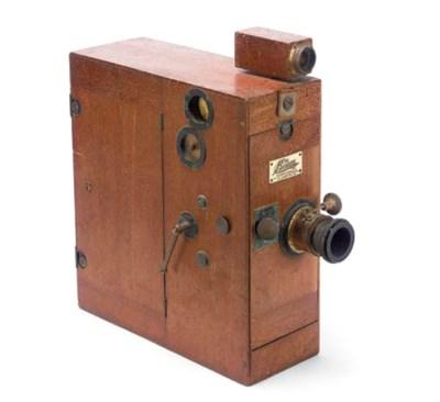 Bioscope cinematographic camer