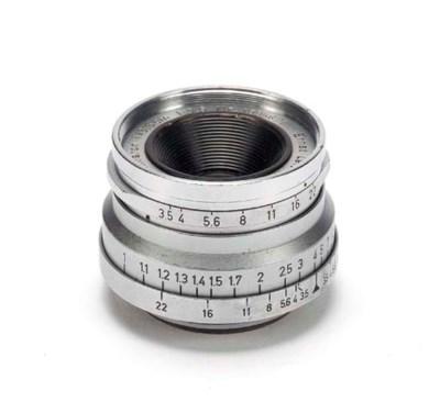 Summaron 3.5cm. f/3.5 no. 1595
