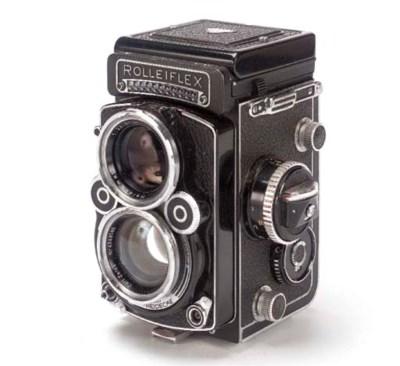 Rolleiflex 2.8F no. 2458720