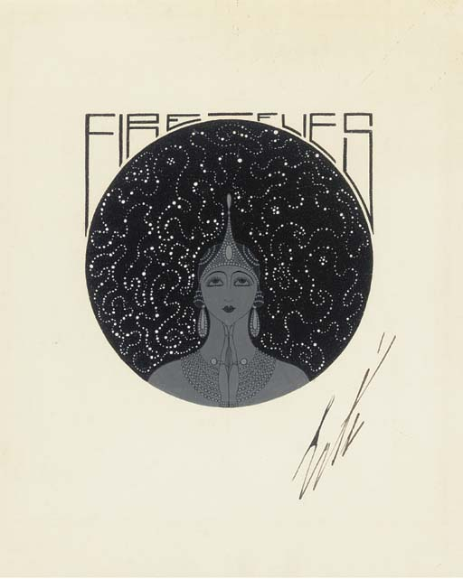 'FIREFLIES' A DESIGN FOR HARPE