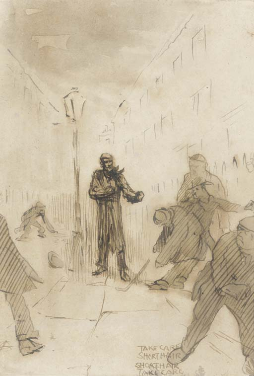Jack Butler Yeats, R.H.A. (187