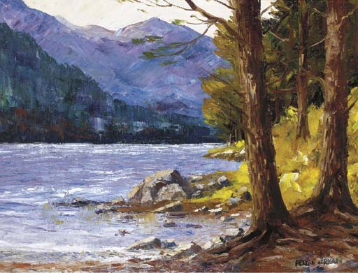 Fergus O'Ryan, R.H.A. (1911-19