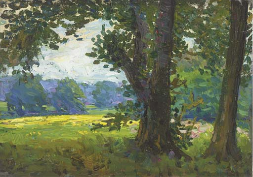 Hans Iten, R.U.A. (1874-1930)