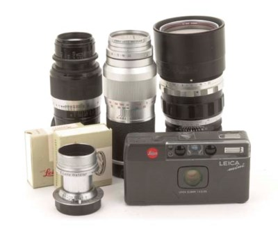 Lenses and accessories