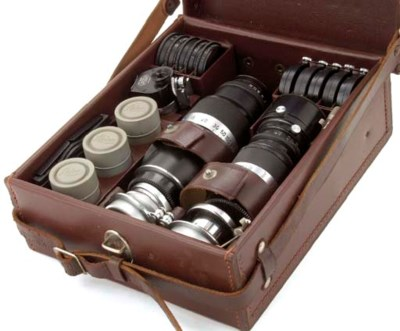 Leica outfit case