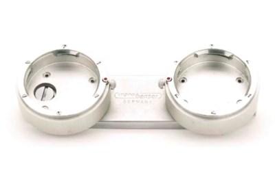 Baseplate lens holder