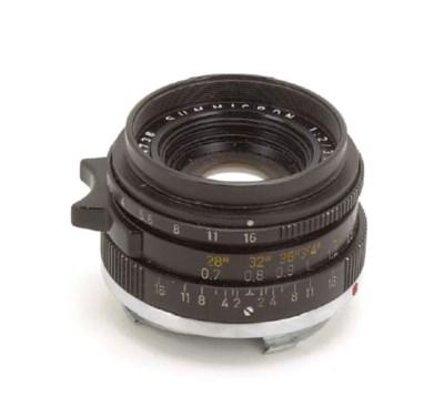Summicron f/2 35mm. no. 277473