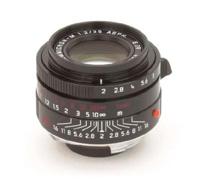 Summicron-M f/2 35mm. ASPH no.