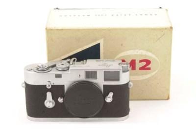 Leica M2 no. 1075302