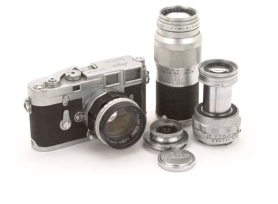 Leica M3 no. 912225