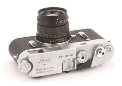 Leica M4 no. 1226548