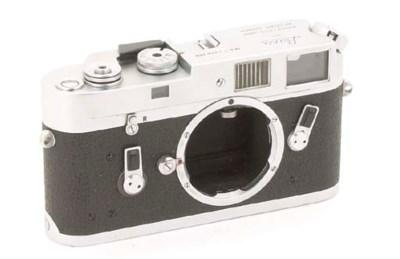 Leica M4 no. 1270366