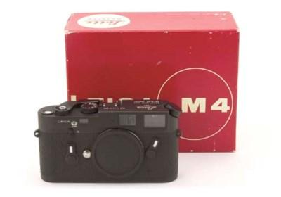Leica M4 no. 1412892