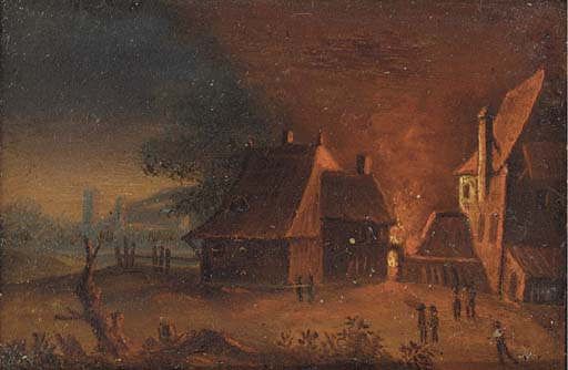 Manner of Egbert van der Poel