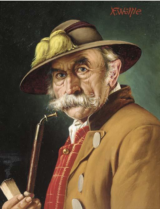 Franz Xavier Wolfle (1887-1972