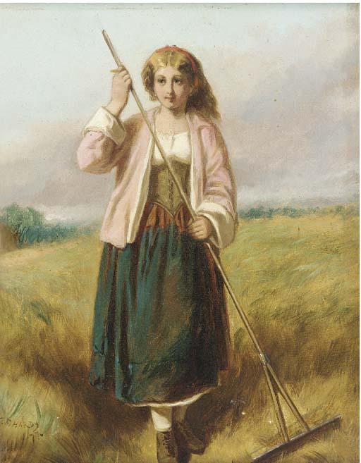 William F. Hardy, circa 1877