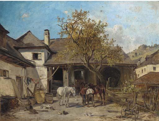 Ignaz Ellminger (1843-1894)