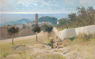 Othmar (Anton) Brioschi (1854-