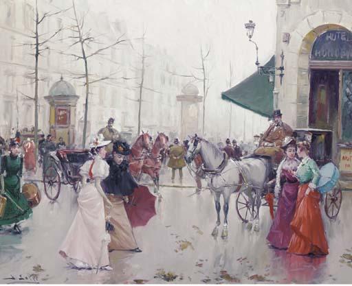 Juan Soler, late 20th Century