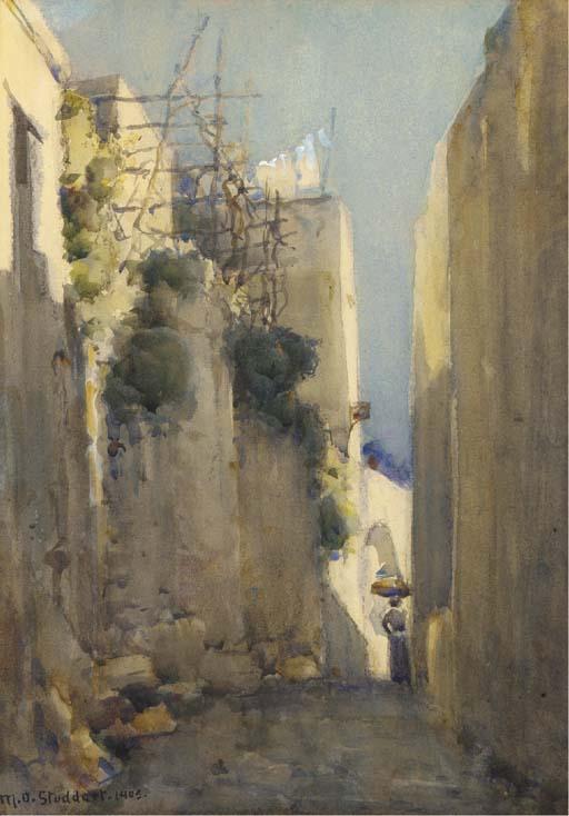 Margaret Olrog Stoddart (1865-