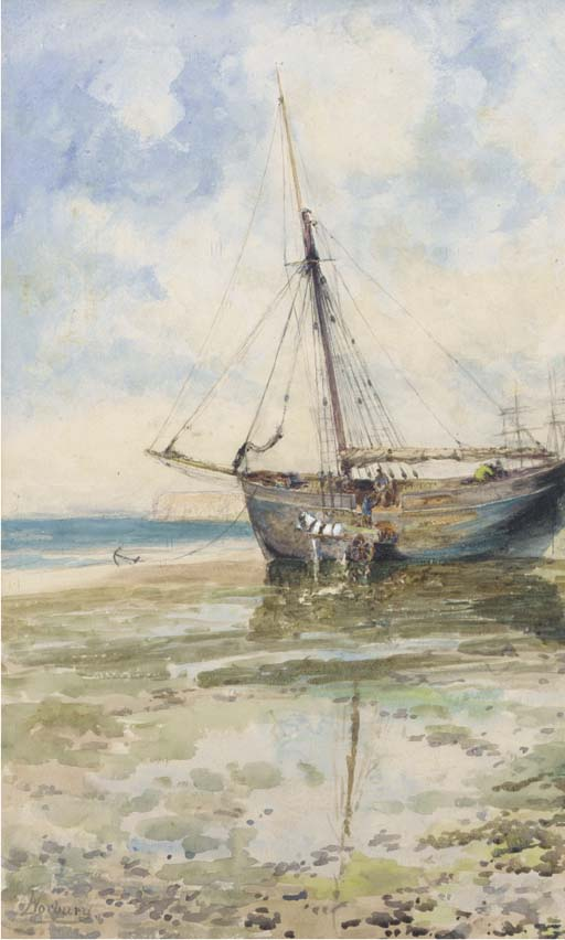 Edwin Arthur Norbury (1849-191